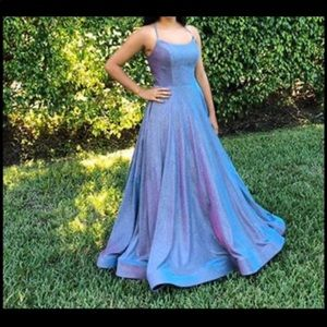 Formal Ball-Gown Prom Quinceañera Dress